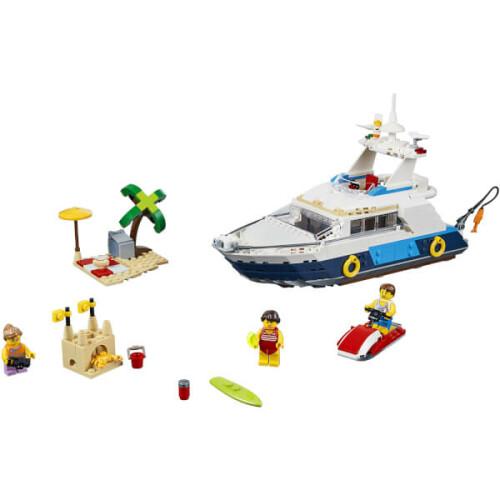 Lego 31083 Creator Cruising Adventures
