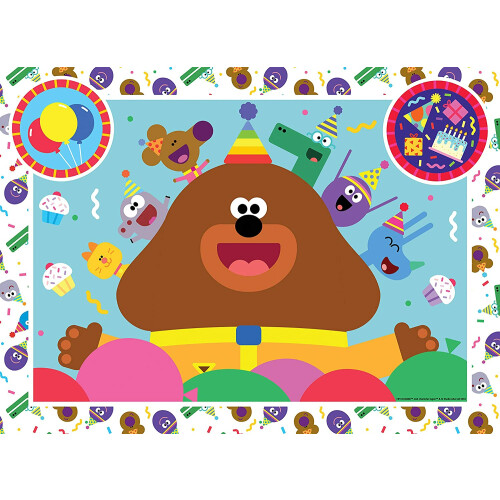 Ravensburger My First Floor Puzzle 16 Large Chunky Pieces Hey Duggee