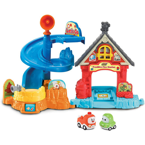 Vtech Toot-Toot Cory Carson Freddie's Fire Station