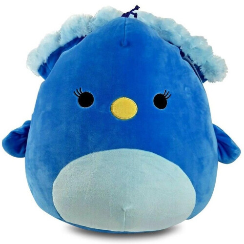 Squishmallows 16 Inch Plush - Priscilla the Peacock
