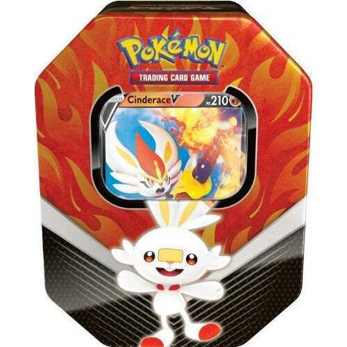 Pokemon TCG Galar Partner Tin - Scorbunny