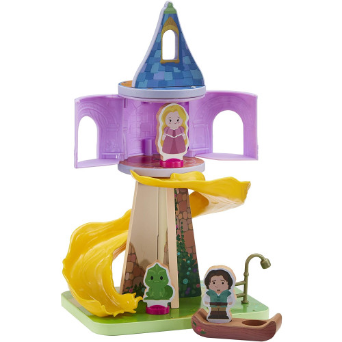 Disney Princess Wooden - Rapunzel's Wooden Tower