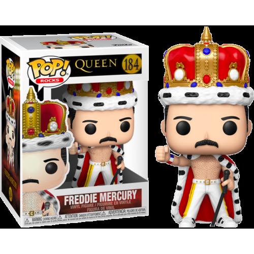 Funko Pop Vinyl - Queen - Freddie Mercury 184