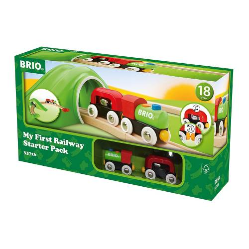 Brio 33726 My First Railway Starter Pack