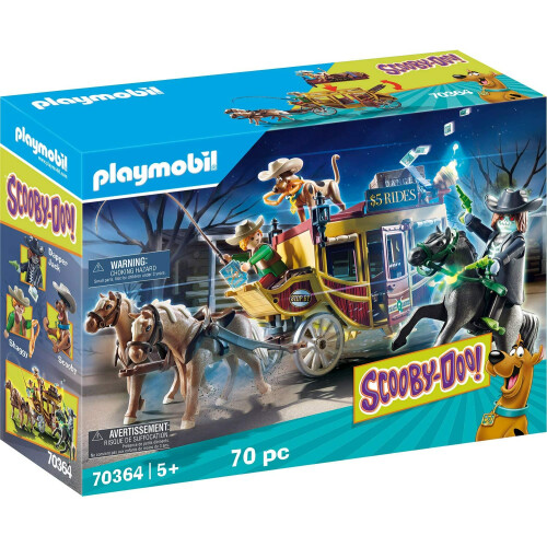 Playmobil 70364 Scooby-Doo Adventure in the Wild West