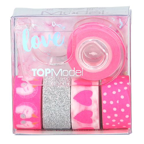 Depesche Top Model Decoration Tape - Pink