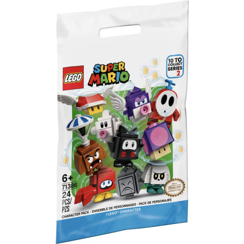 Lego 71386 Super Mario Character Packs - Series 2