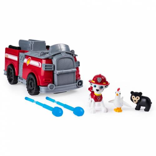 Paw Patrol Ride N Rescue Transforming Vehicle - Marshall