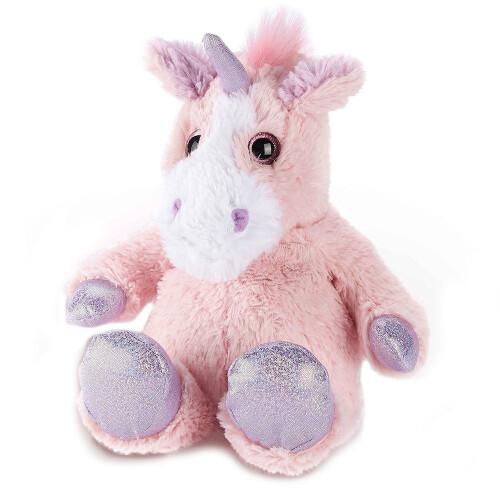 "Warmies Large 13"" - Sparkly Pink Unicorn"