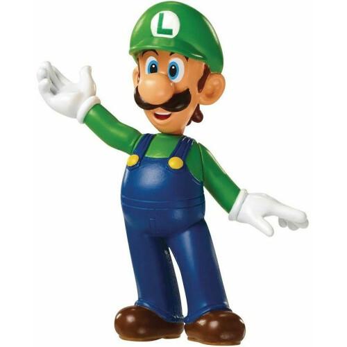 Super Mario 2.5 Inch Figures - Luigi