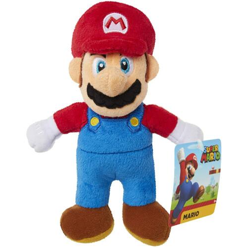 Super Mario 7.5 Inch Plush - Mario