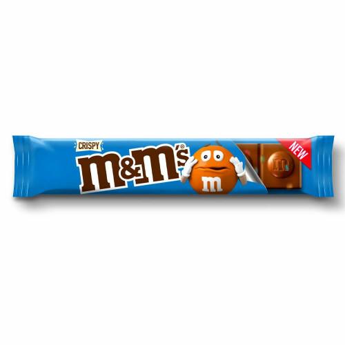 M&M's Crispy Chocolate Bar