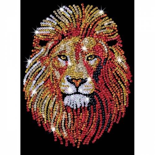 Sequin Art Ltd. Sequin Art Blue Lion 1207