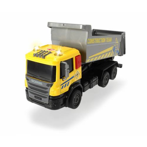Dickie Toys City Builder - Dumper Truck