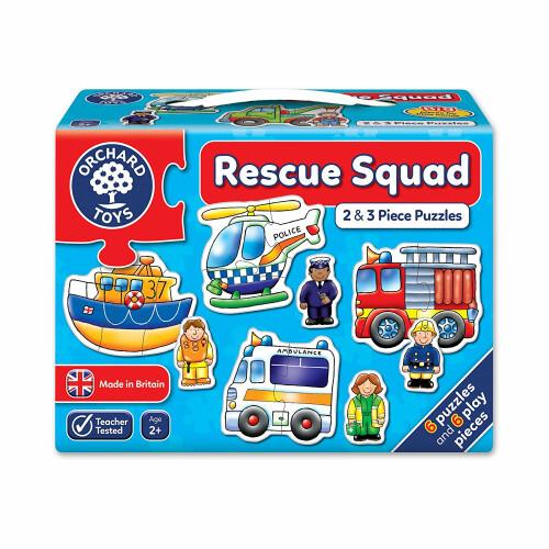 Orchard Rescue Squad