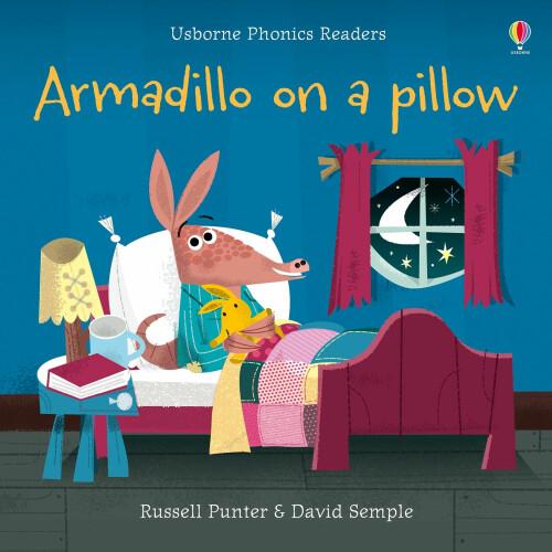 Usborne Books - Armadillo on a Pillow