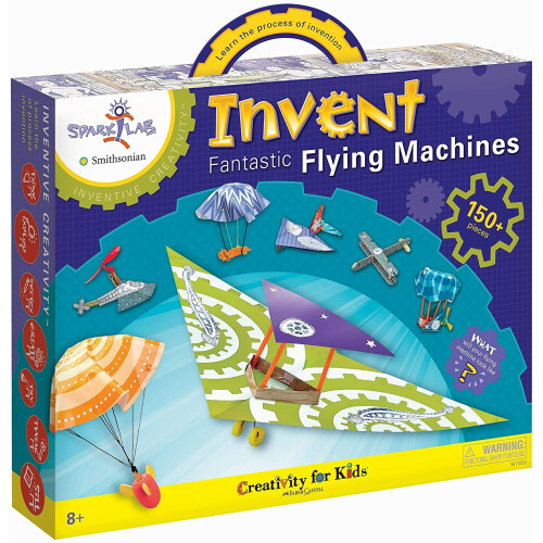 Invent Fantastic Flying Machines