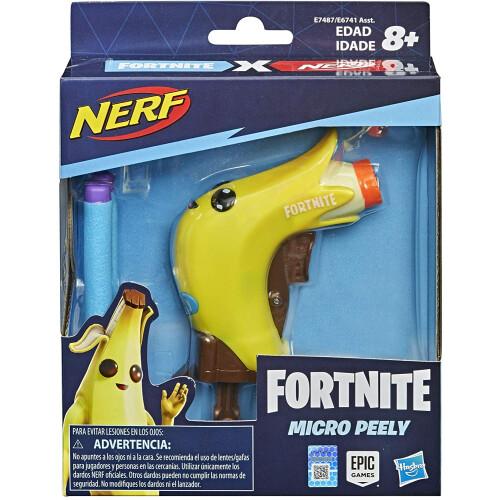 Nerf MicroShots Fortnite Micro Peely
