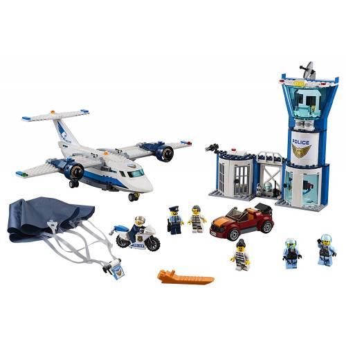 Lego 60210 City Sky Police Air Base