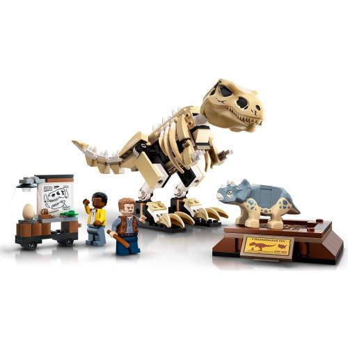 Lego 76940 Jurassic World T. rex Dinosaur Fossil Exhibition