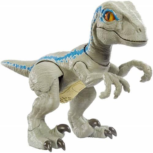 Jurassic World Dino Rivals Primal Pal Blue