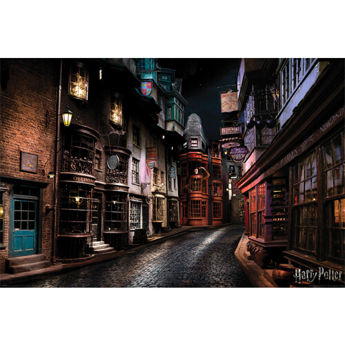 Maxi Posters - Harry Potter (Diagon Alley)