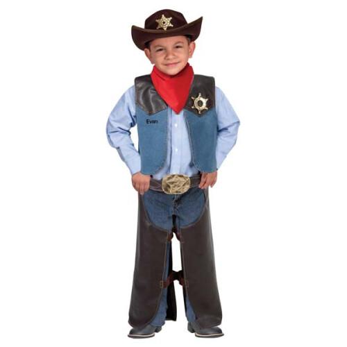 Melissa & Doug Role Play Costume - Cowboy