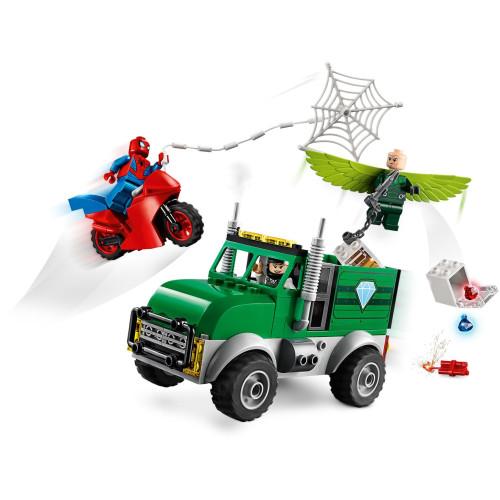 Lego 76147 Spider-Man Vulture's Trucker Robbery