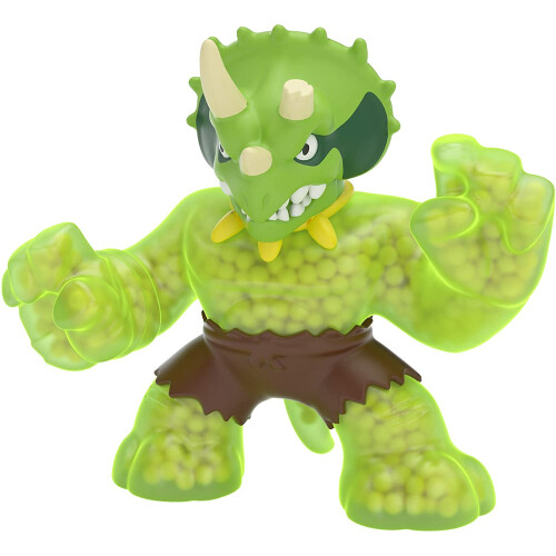 Heroes of Goo Jit Zu - Dino Power - Tritops the Triceratops