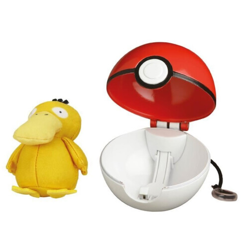 Pokemon Pop Action Poke Ball - Psyduck