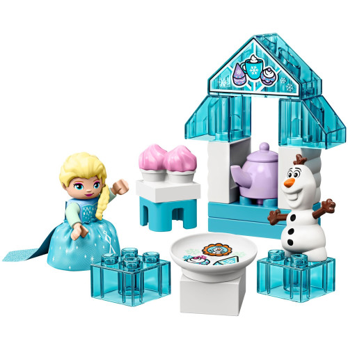 Lego 10920 Duplo Elsa and Olaf's Tea Party