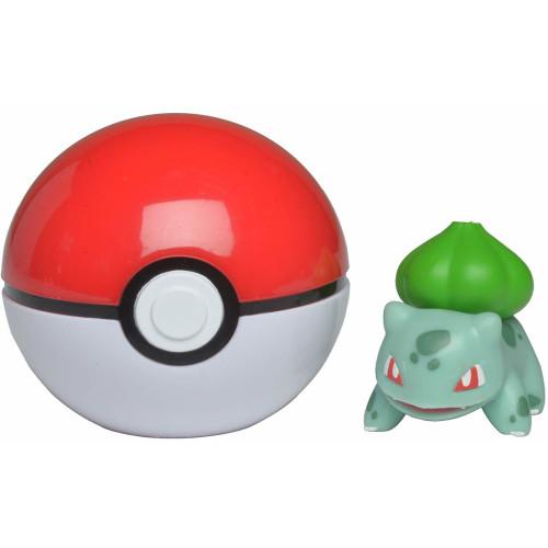 Pokemon Clip 'N' Go -  Bulbasaurus