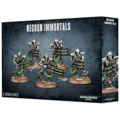 Warhammer 40,000 - Necron Immortals