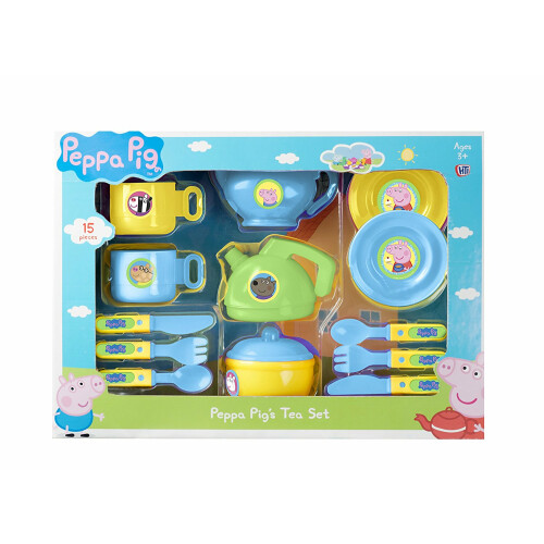 Peppa Pig Tea Set