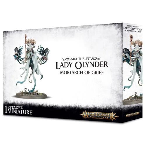 Warhammer Age of Sigmar - Nighthaunt Lady Olynder