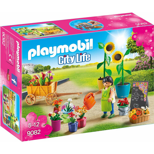 Playmobil 9082 City Life Florist