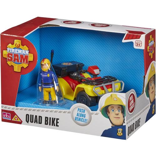 Fireman Sam Vehicle - Mercury Quad Bike
