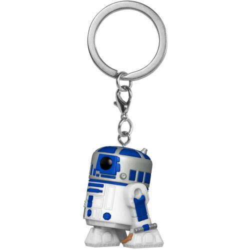 Funko Pocket Pop Keychain - Star Wars - R2-D2