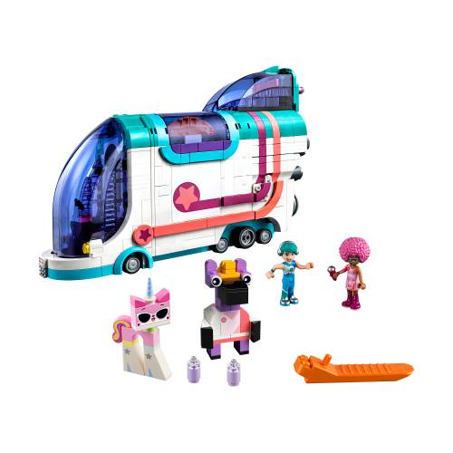 Lego 70828 Lego Movie 2 Pop-Up Party Bus