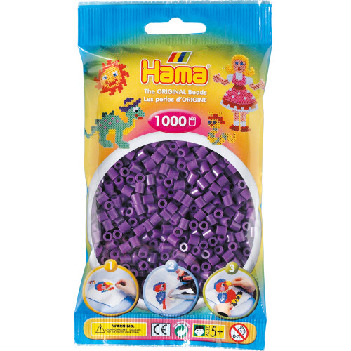 Hama Beads 207-07 Purple