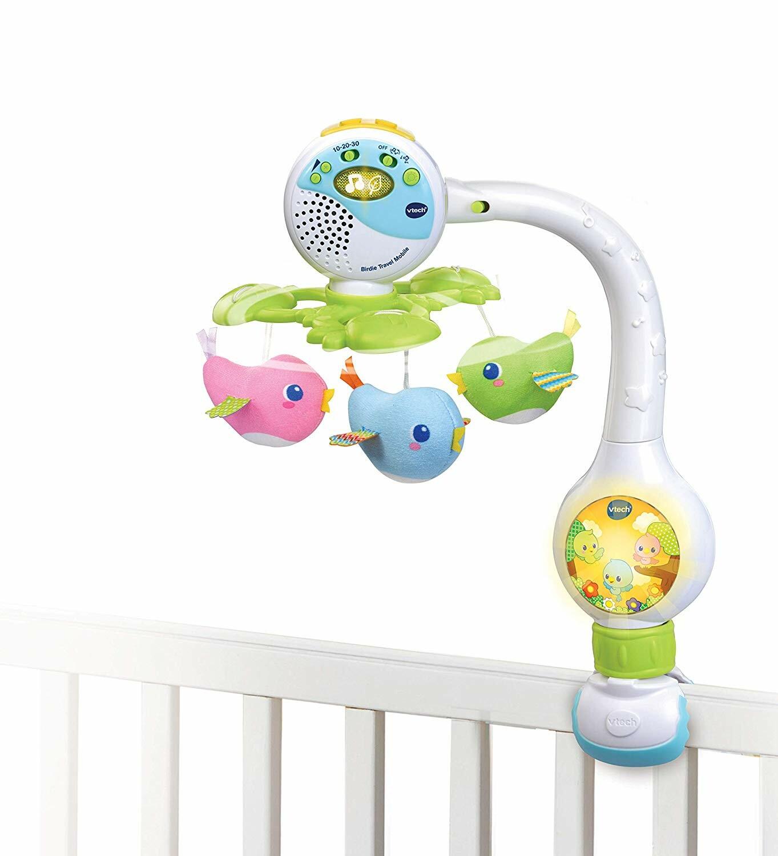 Vtech Birdie Travel Mobile Toys N Tuck