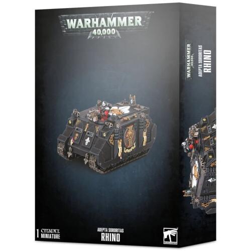 Warhammer 40,000 - Adepta Sororitas Rhino