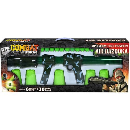 Combat Mission Air Bazooka