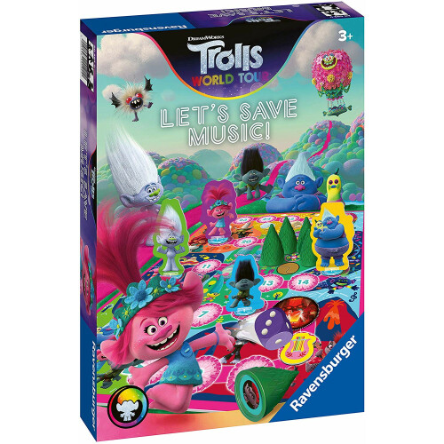Trolls World Tour Let's Save Music! Game