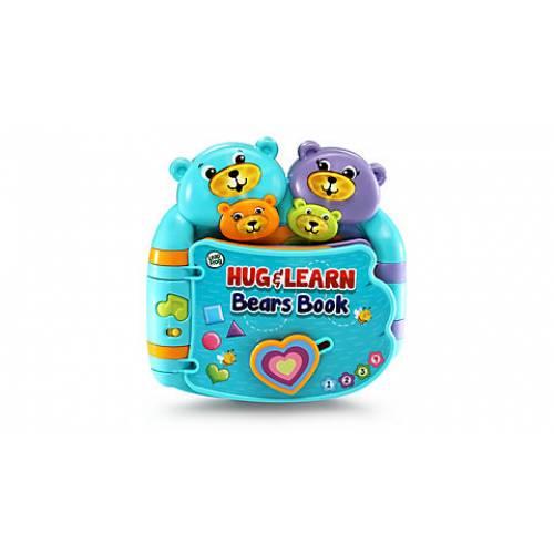 Leapfrog Hug & Learn Bears Book