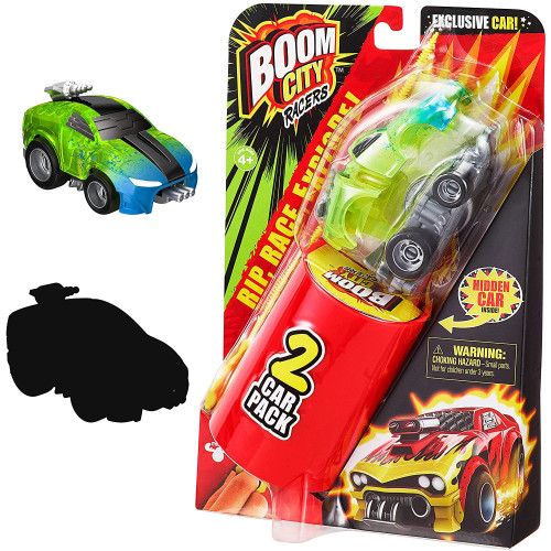 Boom City Racers - 2 Pack Hot Tamale!