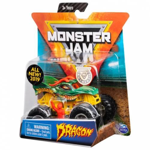 Monster Jam - Dragon
