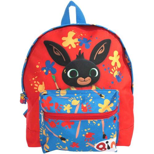 Character Backpack - Bing Paint Splat