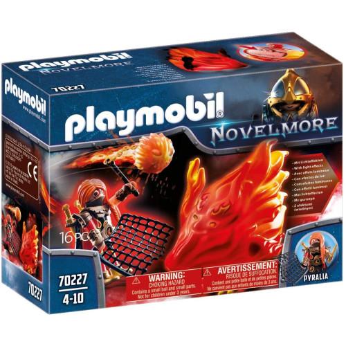 Playmobil 70227 Novelmore Burnham Raiders Spirit of Fire