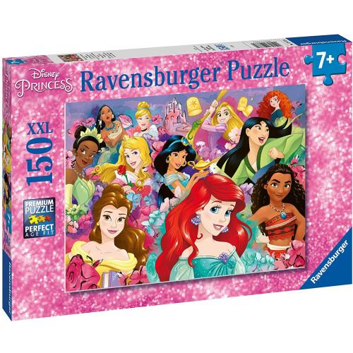 Ravensburger 150 XXL Piece Puzzle Disney Princess Dreams Can Come True